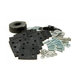 Kit de montage caisse/chassis TR2,TR3A