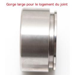 Piston INOX étrier, TR6 Girling Type M16P à partir de  (c) CP76095/CC81079