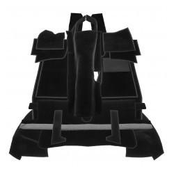 Kit moquette noire MGC 4S*