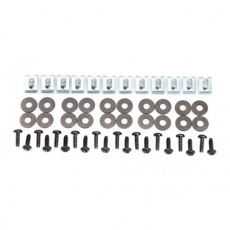 Kit fixations garnitures de coffre TR6
