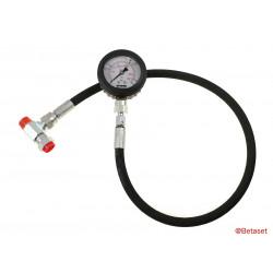 Manomètre pression injection Lucas