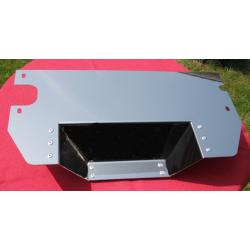 Carton radiateur-MGB*