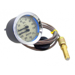 Mano pression huile/ TP° F
