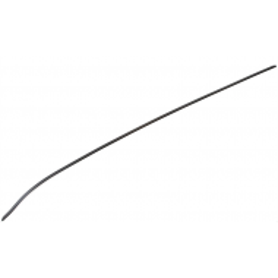 Baguette inox aile arrière, MK4/1500