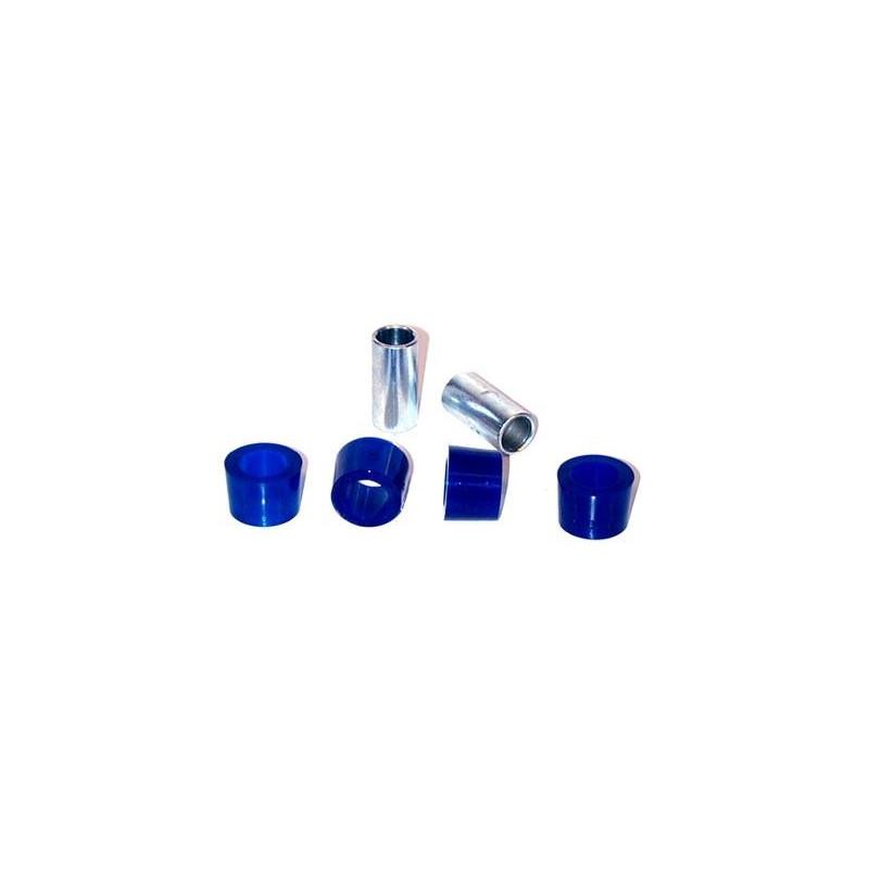 Kit silentblocs bras inférieur en polyuréthane,  Mini