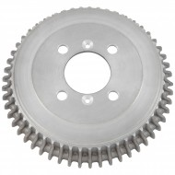 Paire de tambours de frein en aluminium