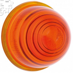 Cabochon orange