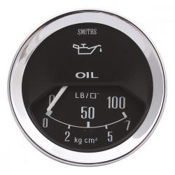 Kit manomètre pression d'huile