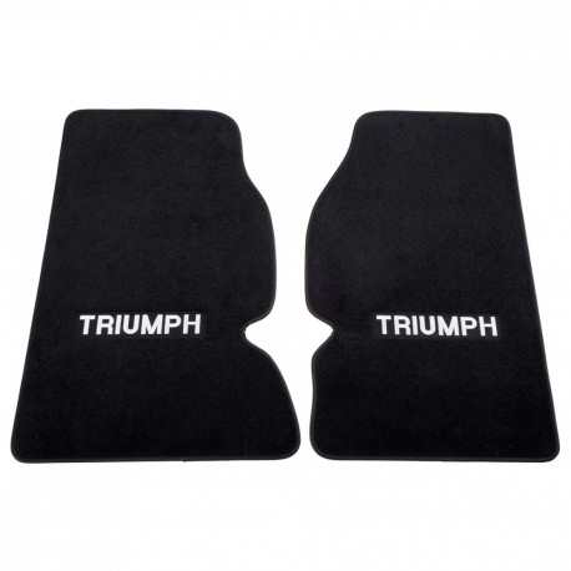 Paire de surtapis Triumph TR
