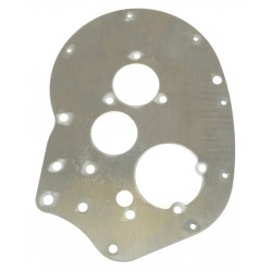 Plaque de distribution en aluminium, Austin Mini