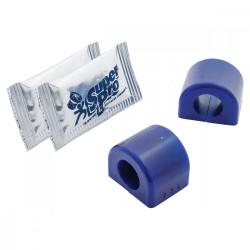 Paire de silentblocs barre anti rouli polyuréthane