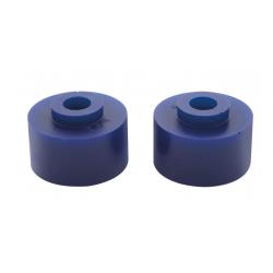 Paire de silentblocs en polyuréthane