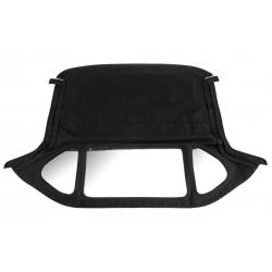 Capote PVC  qualité supérieur, vitre arrière avec zip