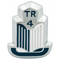 Badge émaillé TR4