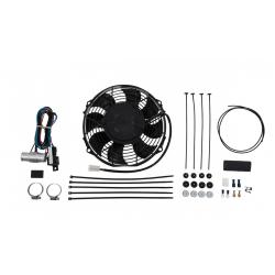 Kit ventilateur Revotec, radiateur faisceau vertical