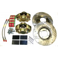 Kit freinage performance TR5, TR6*