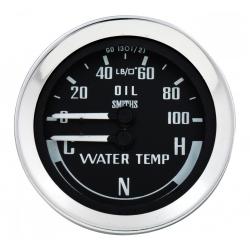 Mano température-pression huile