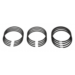 Jeu de segments pour pistons 89 TR3, TR4