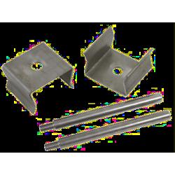 Kit renforts châssis-fixation pont