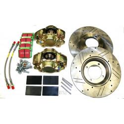 Kit freinage avant TR4