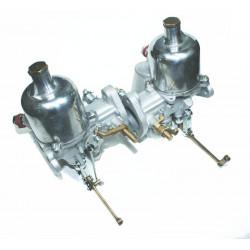 Paire de carburateurs H4