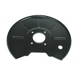 Tôle protection disque de frein droit