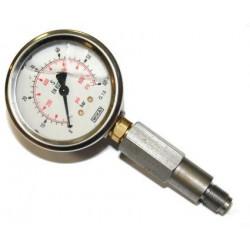 """Manomètre pour overdrive type """"A"""" pour mesurer la pression d'huile."""