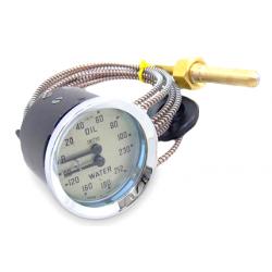 Mano reconditionné pression huile/ TP° F