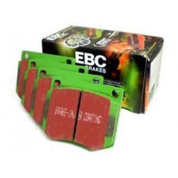 Jeu de plaquettes- EBC-Greenstuff