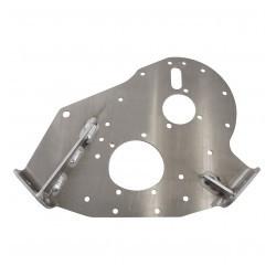 Plaque moteur aluminium