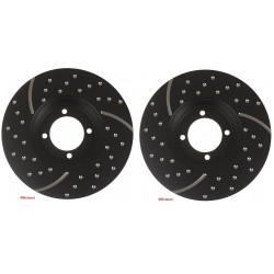 Paire disques de frein performance-GT6