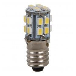 Ampoule à diode, Positive masse