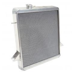 Radiateur aluminium neuf-TR6