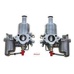 Paire de carburateurs SU HS2 - NEUFS