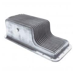 Carter inférieur aluminium-TR5, TR6