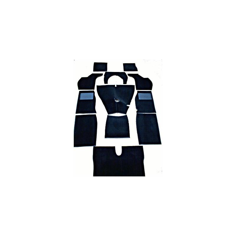 TR3A-Kit moquettes