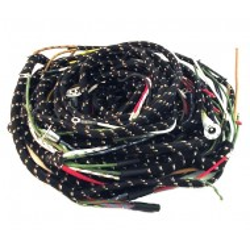 Faisceau électrique coton