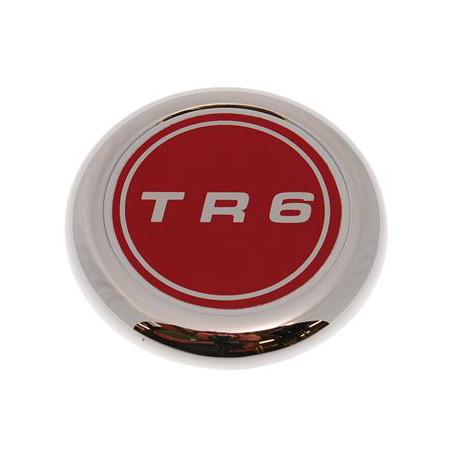 Badge centre de roue-TR6