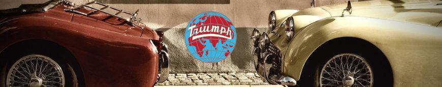 Pièces détachées Triumph TR3 - TR2 - TR3A - TR3B