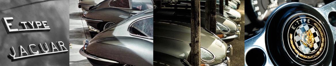 Jaguar Type-e pièces détachées