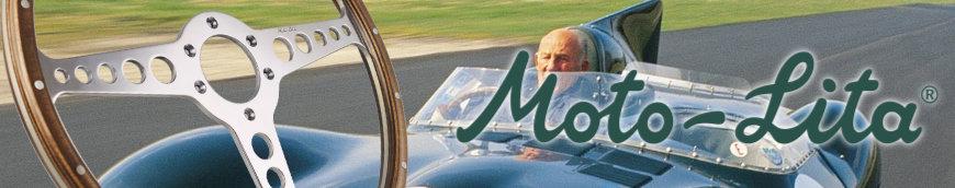 Volants et moyeux Moto-Lita